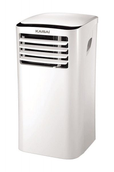 KAISAI Mobiles Klimagerät, 2,6 KW, 9.000 BTU/h, weiß