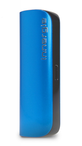 INNERGIE Pocket Cell 3000 mAh + Micro USB Cable, blue