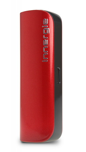 INNERGIE Pocket Cell 3000 mAh + Micro USB Cable, red