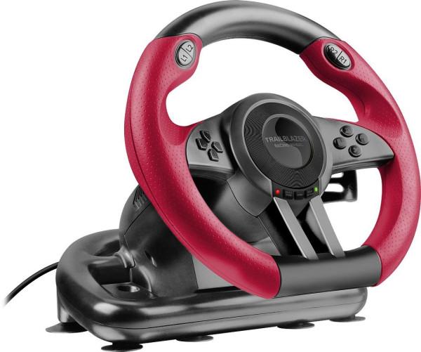 SPEEDLINK TRAILBLAZER Racing Wheel Lenkrad PS4/Xbox One/PS3/PC