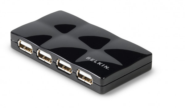 BELKIN USB 2.0 7-Port Hub, mobile