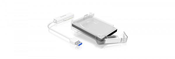 RAIDSONIC ICY 2,5 SATA HDD Adapterkabel + Schutzhülle USB 3.0