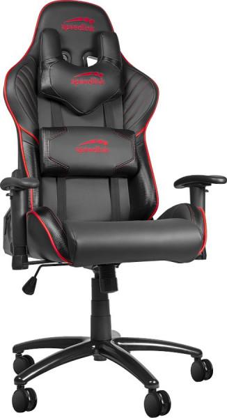 SPEEDLINK ZAYNE Gaming Stuhl Schwarz Rot