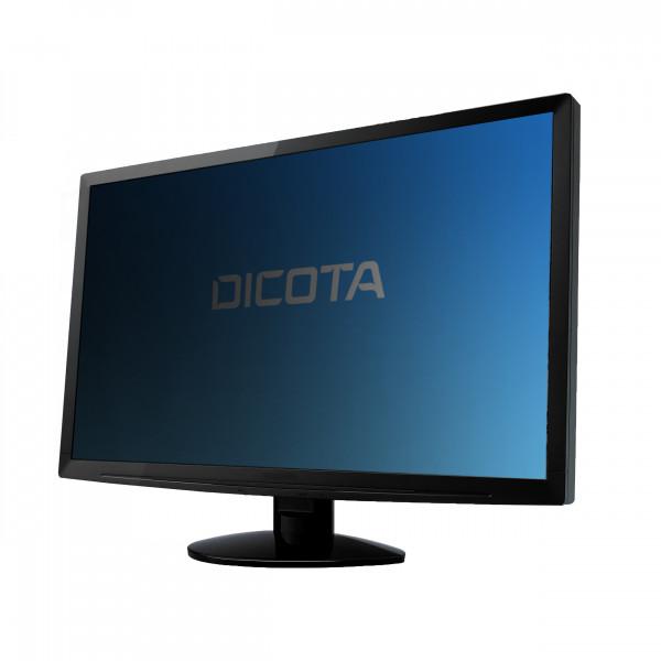 DICOTA 23,6 Screen Overlay (16:9) Secret 2-Way,Secret 2-Way 23.6 Wide (16:9). side-mounted
