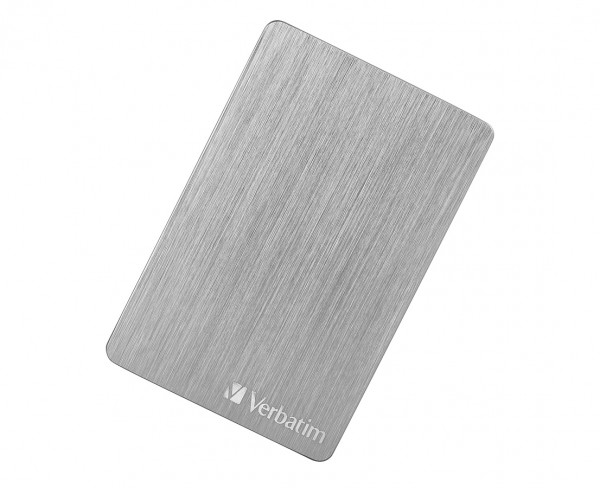 VERBATIM 2.5 2TB USB 3.2 GEN1 Store n Go Alu slim, silber