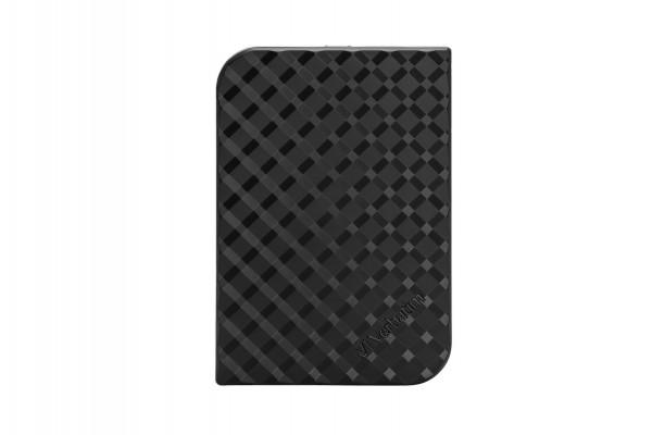 VERBATIM Storen Go Portable SSD USB 3.2 Gen 1 1TB Schwarz