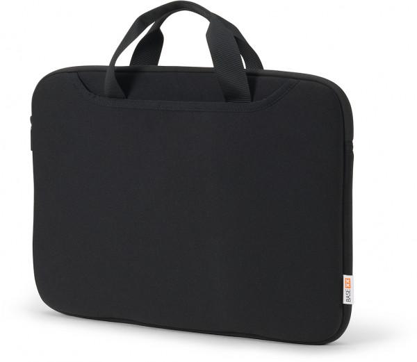 "DICOTA BASE XX Laptop Sleeve Plus 15-15.6"" Black"