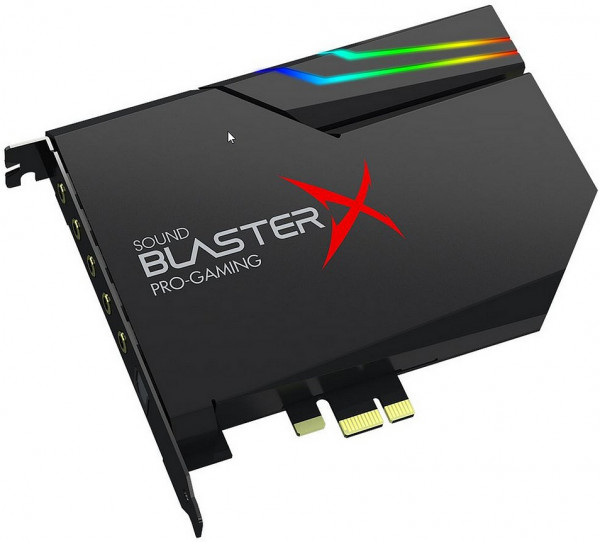 CREATIVE SB X AE-5 Plus Soundkarte