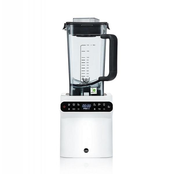 WILFA Mixer POWER FUEL Digital, 1.5 Liter, BPFD-1680MW, matt weiß