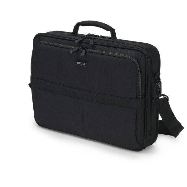 DICOTA 15,6 Eco Multi Plus Scale Notebooktasche, black