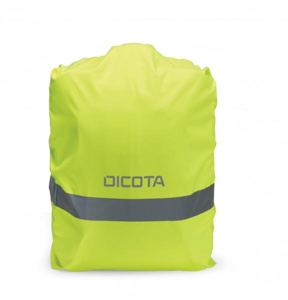 DICOTA Universal Rucksack Regenschutz, yellow