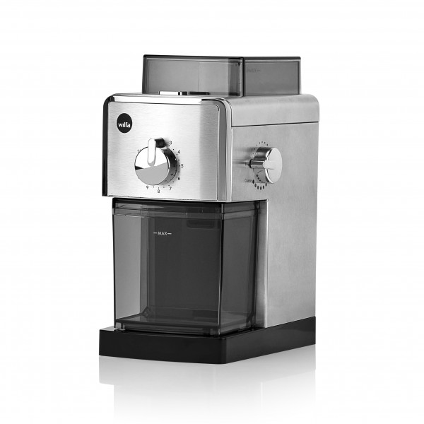 WILFA Kaffeemühle Il Solito, CG-110S, silber