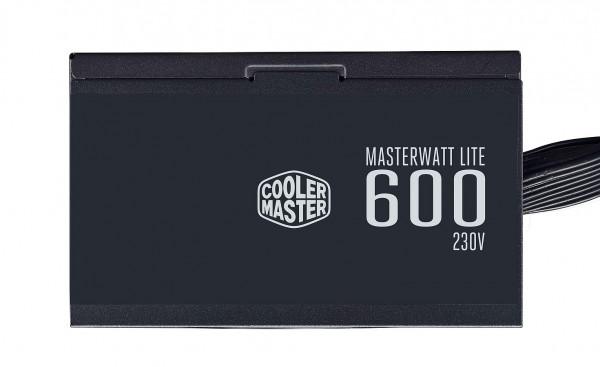 COOLER MASTER MasterWatt Lite 600W 230V
