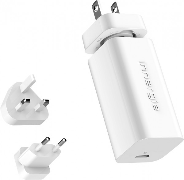 INNERGIE 60W Universal Adapter - USB-C Laptop
