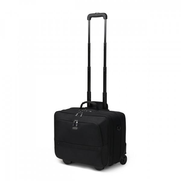 DICOTA 17,3 Eco Multi Roller Select Notebooktasche, black