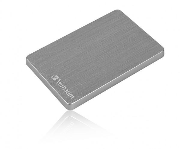 VERBATIM 2.5 1TB USB 3.2 GEN1 Store n Go Alu slim , grau