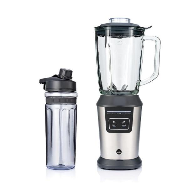 WILFA Mixer ACTIVLIFE, 0.8 Liter, B2G-800S, silber