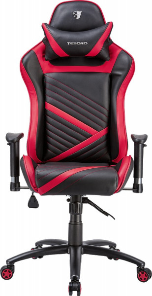 TESORO Zone Speed Gaming Chair, red
