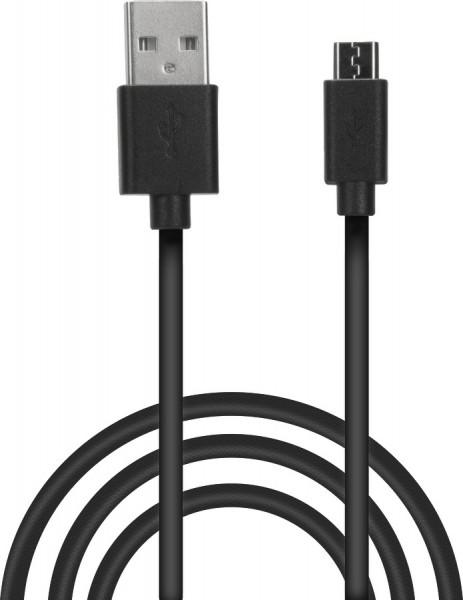 SPEEDLINK STREAM Play & Charge USB Cable Aufladekabel Set - for PS4 Controller Black