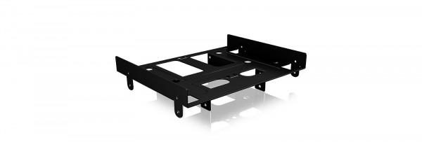 RAIDSONIC ICY BOX Interner Einbaurahmen für 2,5-3,5 HDD-SSD in einem 5,25 Einschub