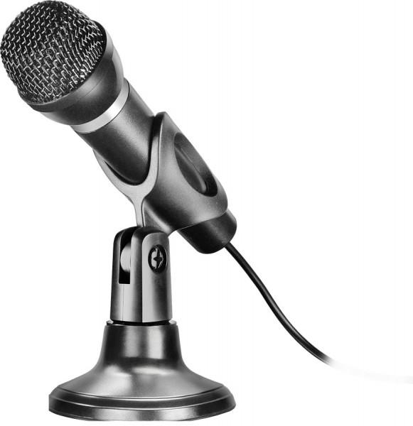SPEEDLINK CAPO Desk & Hand Microphone Mikrofon