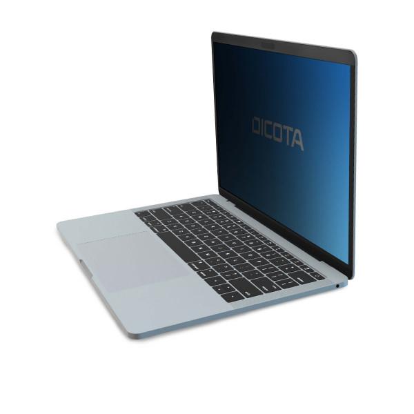 DICOTA Screen Overlay Secret 2-Way for MacBook Air 2019/ Pro 13 (2016-2018), magnetic