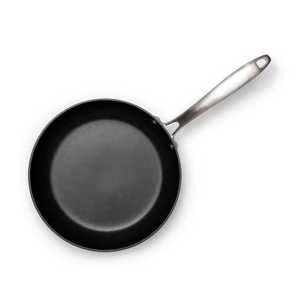 WILFA Pfanne Produre Extreme 24cm, für alle Kochfelder inklusive Induktion, P24ANS, schwarz