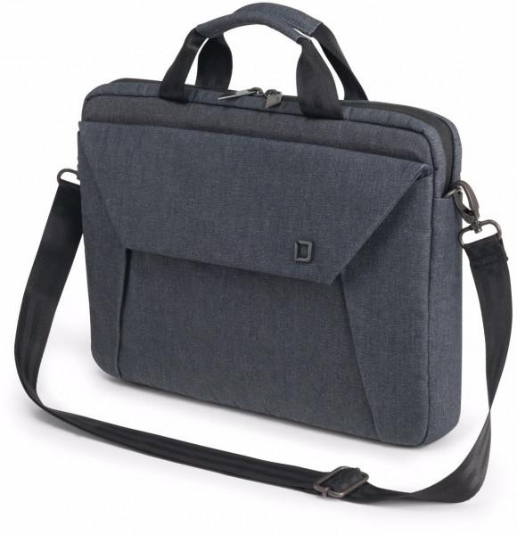 DICOTA 13,3 Slim Case Edge Blue Notebooksleeve, blue denim