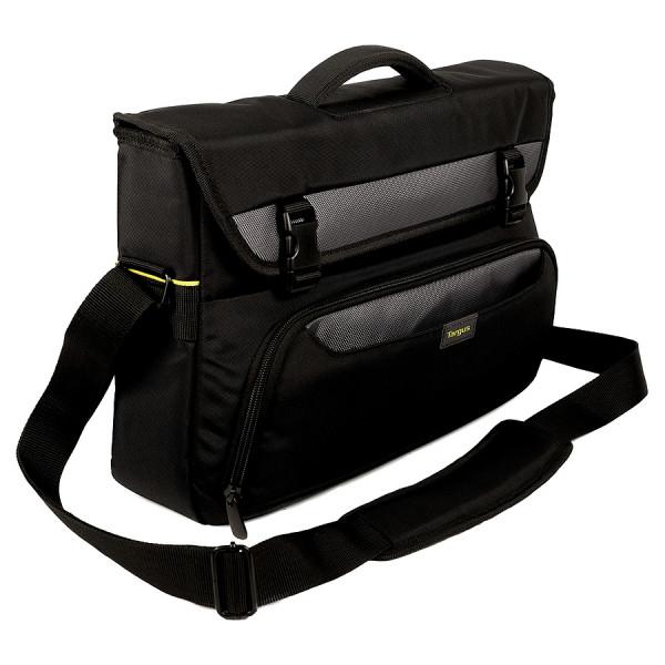 TARGUS 10-14 CityGear Laptop Messenger, black