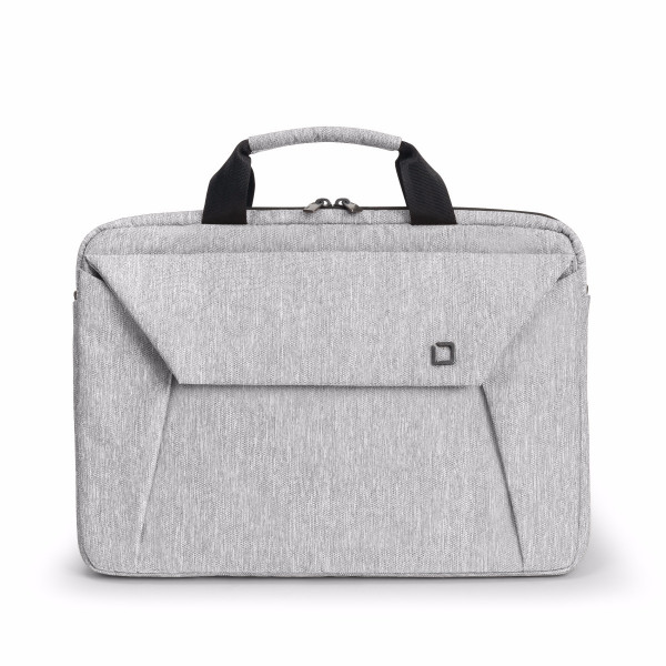 DICOTA 15,6 Slim Case Edge Notebooksleeve, light grey