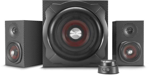 SPEEDLINK GRAVITY Subwoofer System Lautsprecher Musikboxen