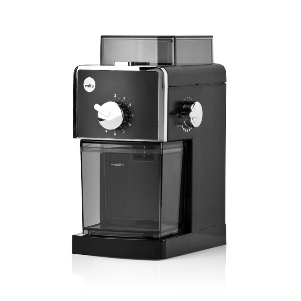 WILFA Kaffeemühle Il Solito, CG-110B, schwarz